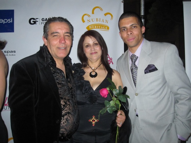Touzani and Nora Fourad and Lawrence O'Neal
