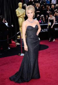 Cheryl Hines Oscars 2011