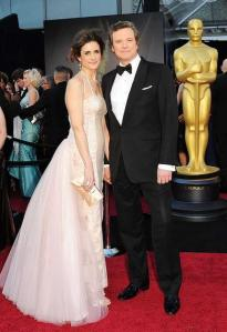 Colin Firth Oscars 2011