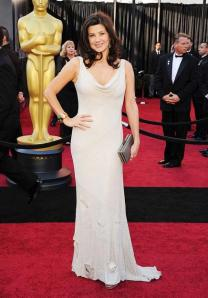 Daphne Zuniga Oscars 2011