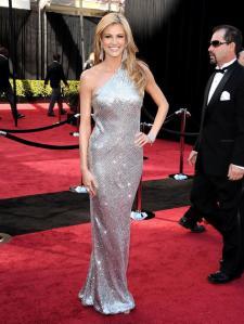 Erin Andrews Oscars 2011