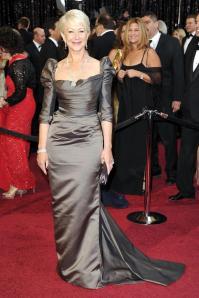 Helen Mirren Oscars 2011