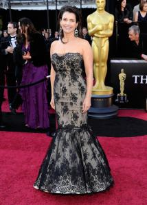 Julia Ormond Oscars 2011