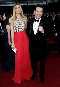 Mark Wahlberg Oscars 2011