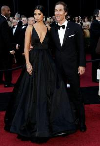 Matthew McConaughey Oscars 2011