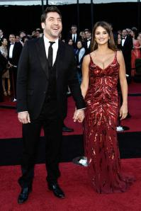 Penelope Cruz and Javier Bardem Oscars 2011