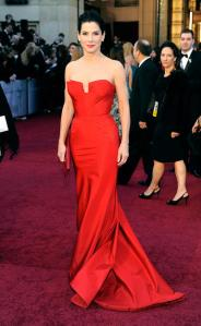 Sandra Bullock Oscars 2011