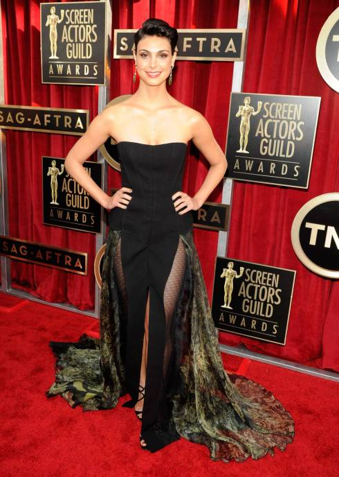 TNT/TBS Broadcasts The 19th Annual Screen Actors Guild Awards - Red Carpet