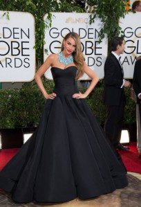 sofia-vergara-2014-golden-globes-red-carpet